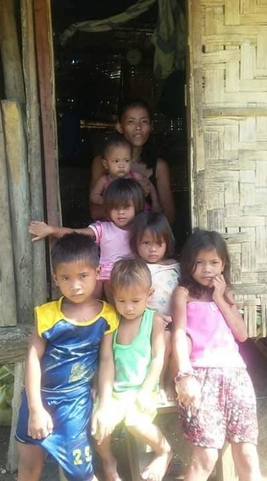 A partnership between DOH and ICM ensures life-saving food relief gets to families like Ester's in Bohol