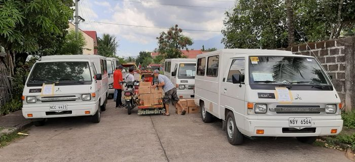Delivering millions of meals to feed millions of ultra-poor Filipinos during the COVID-19 quarantine