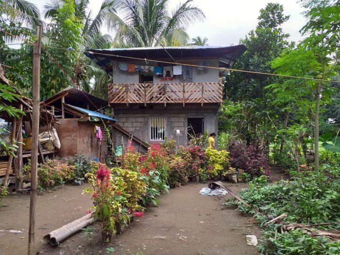 The Seaside Savers savings group helped Janice rebuild her home
