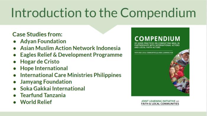 Monitoring, Evaluation, Accountability & Learning Compendium