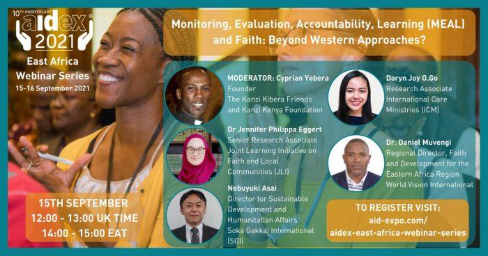 Aidex 2021 East Africa Webinar series
